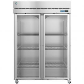 Hoshizaki  R2A-FG, Refrigerator, Two Section Upright, Full Glass Doors with Lock