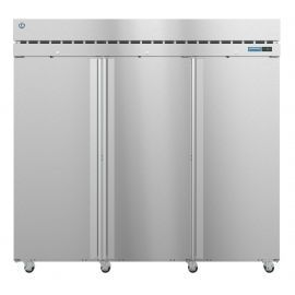 Hoshizaki  R3A-FS, Refrigerator, Three Section Upright, Full Stainless Doors with Lock