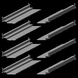 Hoshizaki HS-3558 S/S Bottom Support Universal Pan Slides (4 prs.)