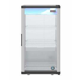 Hoshizaki RM-7-HC, Countertop Refrigerator, Single Section Glass Door Merchandiser