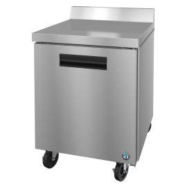 Hoshizaki WR27A, Refrigerator, Single Section Worktop, Stainless Door