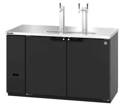 hoshizaki refrigeration back bar